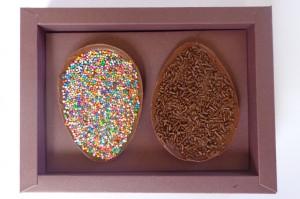 Ovo de Colher - Caixa com 2 - Chocolates_Marelisa_